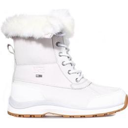 UGG Adirondack III Fluff - White
