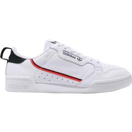 Adidas Continental 80 M - Cloud White/Core Black/Solar Red