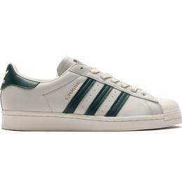 Adidas Superstar - Off White/Collegiate Green/Off White