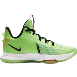 Nike Lebron Witness 5 - Lime Glow/Bright Mango/White/Black