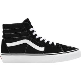 Vans SK8-Hi W - Black/Black/White