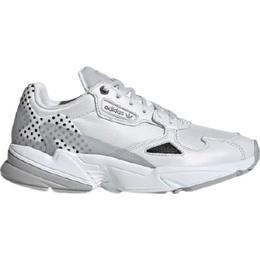 Adidas Falcon W - Crystal White / Core Black / Grey Two