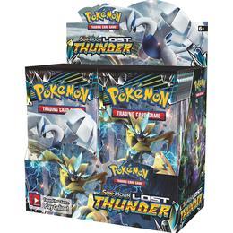 Pokémon Sun & Moon 8 Lost Thunder Booster Box