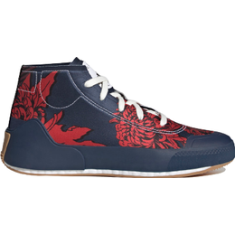 Adidas Stella McCartney Treino Mid-Cut Print W - Collegiate Navy/Vivid Red/Core Black
