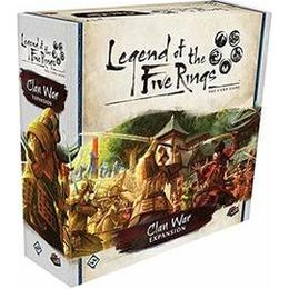 Legend of the Five Rings Clan War
