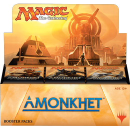 Wizards of the Coast Magic the Gathering: Amonkhet Booster Box