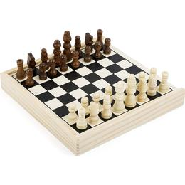 Small Foot Chess Game to Go