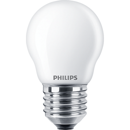 Philips 8cm LED Lamps 4.3W E27