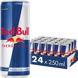 Red Bull Energy Drink 250ml 24 st