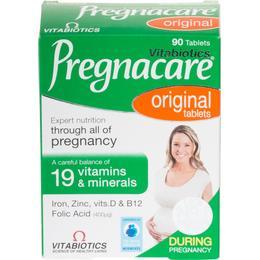 Vitabiotics Pregnacare Original 90 st