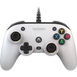 Nacon Xbox Series X/S Pro Compact Controller - White