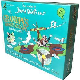 Paul Lamond The World of David Walliams Grandpa's Escape
