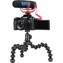 Fujifilm X-S10 + XC 15-45mm F3.5-5.6 OIS PZ + Vlogger Kit