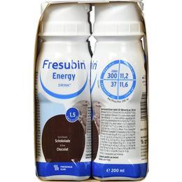 Fresenius Kabi Energy Drink Chocolate 200ml 24 st