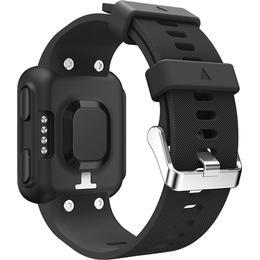 24hshop Silicone Sport Watch strap for Garmin Forerunner 35