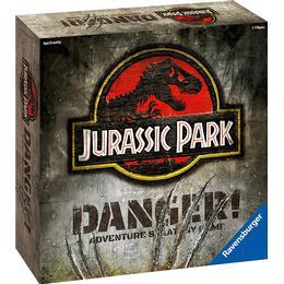 Ravensburger Jurassic Park Danger Adventure Strategy Board Game