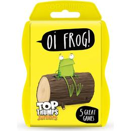 Top Trumps Oi Frog Edition