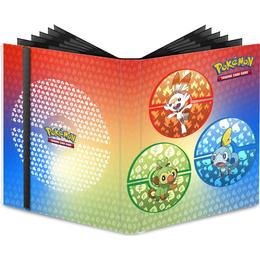 Ultra Pro Sword & Shield Galar Starters 9 Pocket Pro Binder for Pokémon
