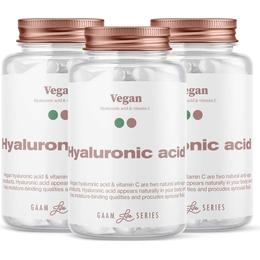 GAAM Nutrition Vegan Hyaluronic Acid & Vitamin C 180 st