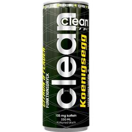 Clean Drink Clean Drink BCAA Koenigsegg Edition 330ml 1 st