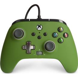 PowerA Xbox Series X/S Enhanced Wired Controller - Soldier
