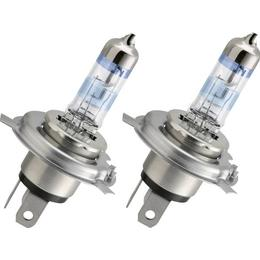 Philips X-tremeVision Halogen Lamps 55W H4 2-pack