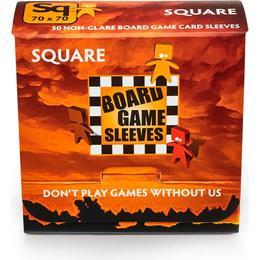 Board Game Sleeves Non-Glare Square