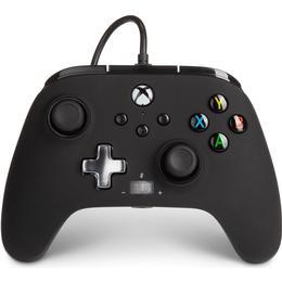 PowerA Xbox Series X/S Enhanced Wired Controller - Black