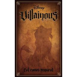 Ravensburger Disney Villainous - Evil Never Sleeps