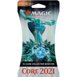 Wizards of the Coast Magic the Gathering: 15 Card Collector Booster 2021