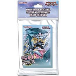 Konami Yu-Gi-Oh! Dark Magician Girl the Dragon Knight Card Sleeves