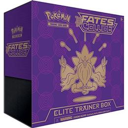 Pokémon TCG: XY - Fates Collide Elite Trainer Box