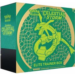 Pokémon TCG: Sun & Moon-Celestial Storm Elite Trainer Box