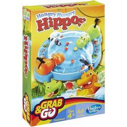 Hasbro Hungry Hungry Hippos Travel Resespel