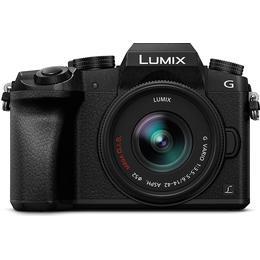 Panasonic Lumix DMC-G7 + 14-42mm