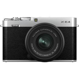 Fujifilm X-E4 + XC 15-45mm F3.5-5.6 OIS PZ