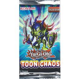 Konami Yu-Gi-Oh! Toon Chaos Booster Pack