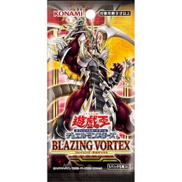 Konami Yu-Gi-Oh! Blazing Vortex Booster Pack