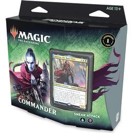 Wizards of the Coast Magic the Gathering: Zendikar Rising Commander Deck Sneak Attack