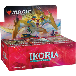 Wizards of the Coast Magic the Gathering: Ikoria Lair of Behemoths Booster Pack