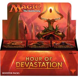 Wizards of the Coast Magic the Gathering: Hour of Devastation Booster Display