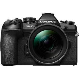 Olympus OM-D E-M1 Mark II + ED 12-40mm F2.8 Pro