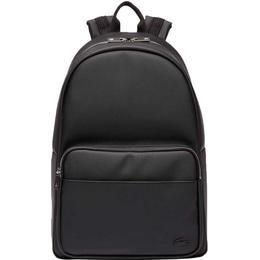 Lacoste Classic Petit Piqué Backpack - Black