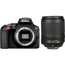 Nikon D3500 + AF-S DX 18-140mm F3.5-5.6G ED VR