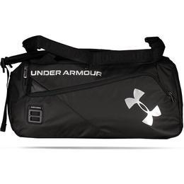 Under Armour Unisex UA Contain Duo Medium Duffle - Black