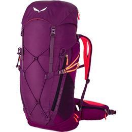 Salewa Women's Alp Trainer 30+3L - Dark Purple