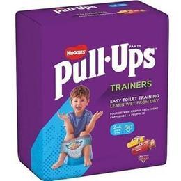 Huggies Pull Ups Trainers