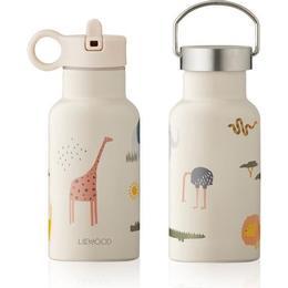 Liewood Anker Water Bottle Safari 350ml