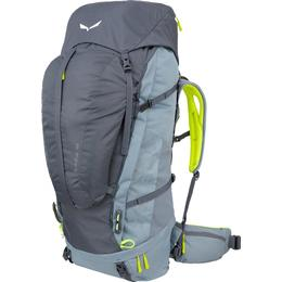 Salewa Alptrek 65+10L Pro Backpack - Grey/Ombre Blue/Flintstone