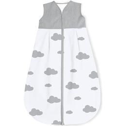 Pinolino Cloud Percale Sleeping Bag Winter 2.5 TOG 110cm